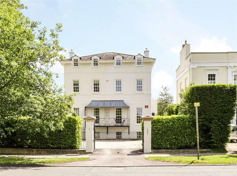 5 Bedrooms Semi Detached House for sale in The Park, Cheltenham, Gloucestershire, GL50