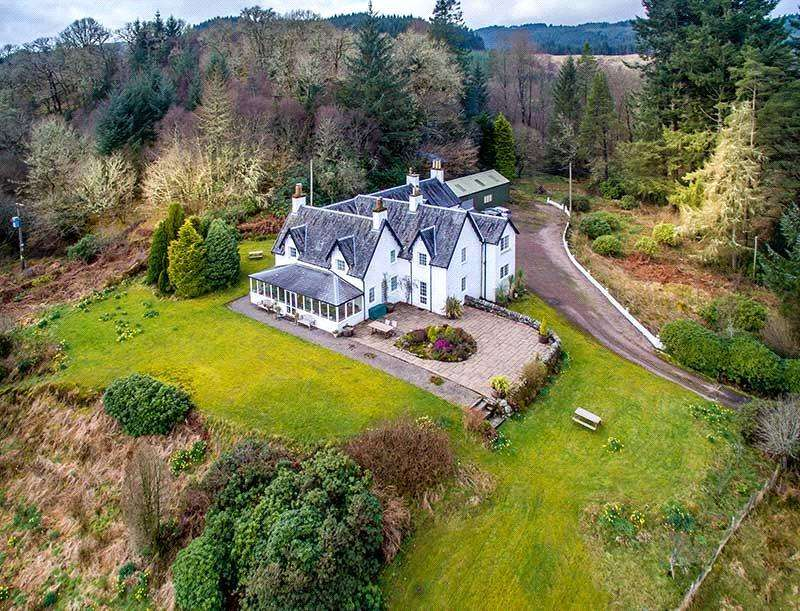 5 Bedrooms Unique Property for sale in Inverinan Mor, Inverinan, Taynuilt, Argyll and Bute, PA35