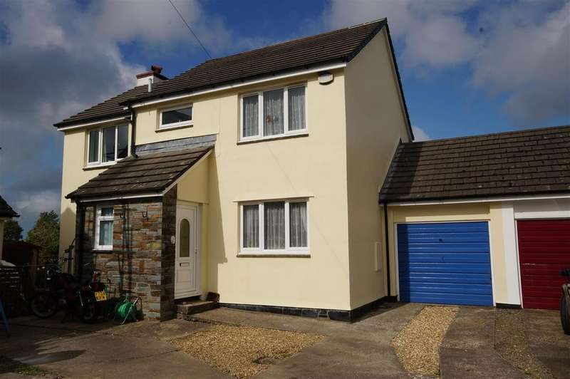 4 Bedrooms Link Detached House for sale in Orleigh Close, Buckland Brewer, Bideford