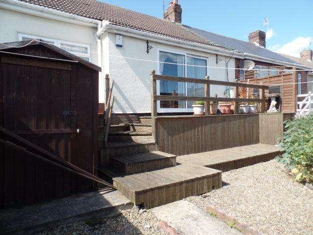2 Bedrooms Terraced Bungalow for sale in BAY AVENUE, HORDEN, PETERLEE AREA VILLAGES