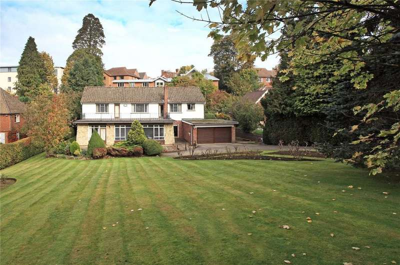 3 Bedrooms Detached House for sale in St. Nicholas Drive, Sevenoaks, Kent, TN13
