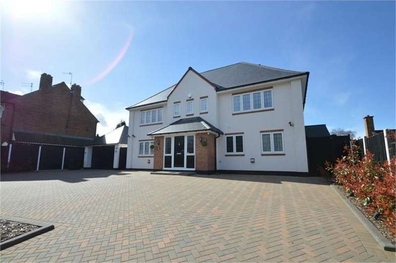 5 Bedrooms Detached House for sale in Barnett Lane, Kingswinford, West Midlands