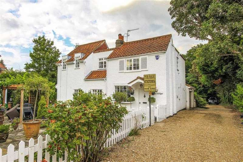 4 Bedrooms Detached House for sale in Dury Road, Hadley Highstone, Hertfordshire