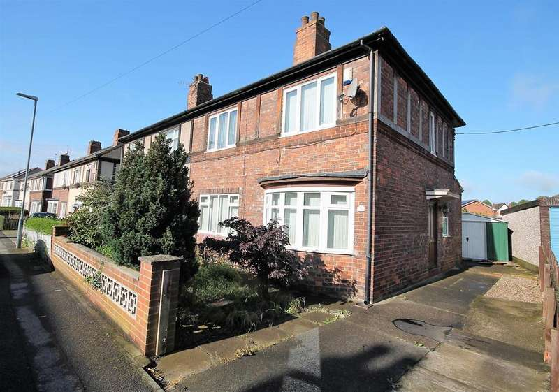 3 Bedrooms Semi Detached House for sale in Rydal Avenue, Billingham