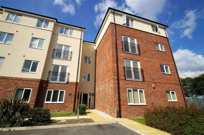 2 Bedrooms Apartment Flat for sale in Maple Court, Leeds