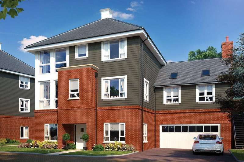 5 Bedrooms Detached House for sale in The Draper, 1811, Powder Mill Lane, Leigh, TN11