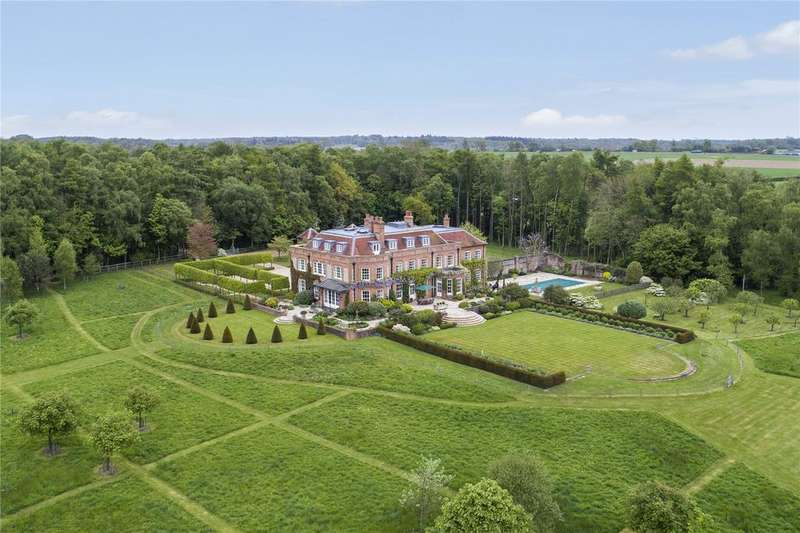 9 Bedrooms Detached House for sale in Chilton Foliat, Hungerford, Wiltshire, RG17