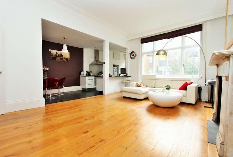 1 Bedroom Flat for sale in Sinclair Road, London, London, W14