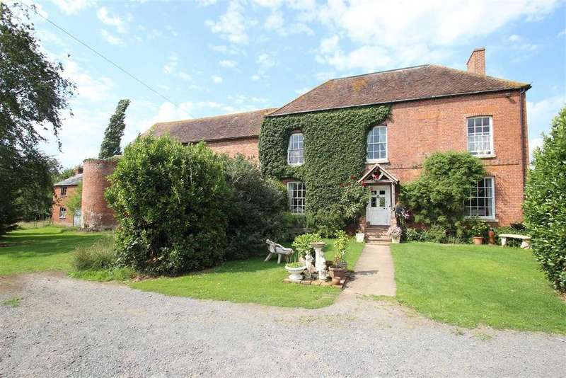 5 Bedrooms Detached House for sale in Much Cowarne, Nr Bromyard