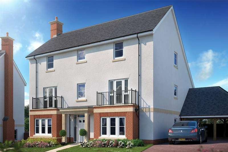 5 Bedrooms Detached House for sale in The Van Osdel, 1811, Powder Mill Lane, Leigh, TN11