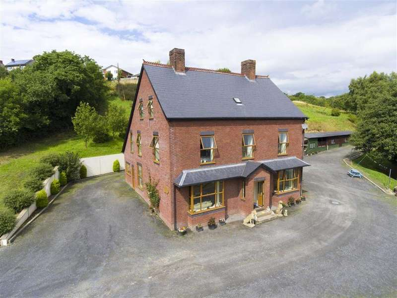 9 Bedrooms Detached House for sale in Maesowen Road, Welshpool, Powys