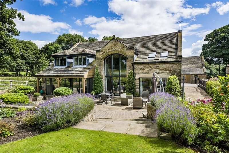 5 Bedrooms Unique Property for sale in Northgate, Honley, Holmfirth, HD9