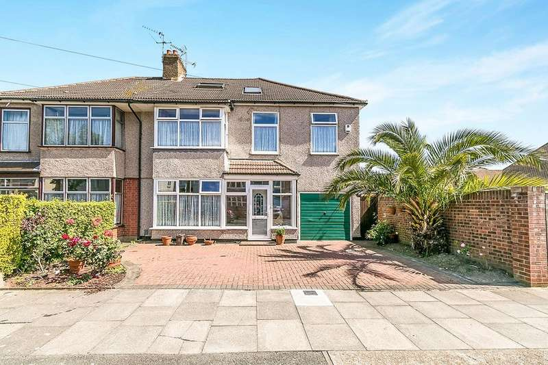 6 Bedrooms Semi Detached House for sale in Shakespeare Road, Bexleyheath, DA7
