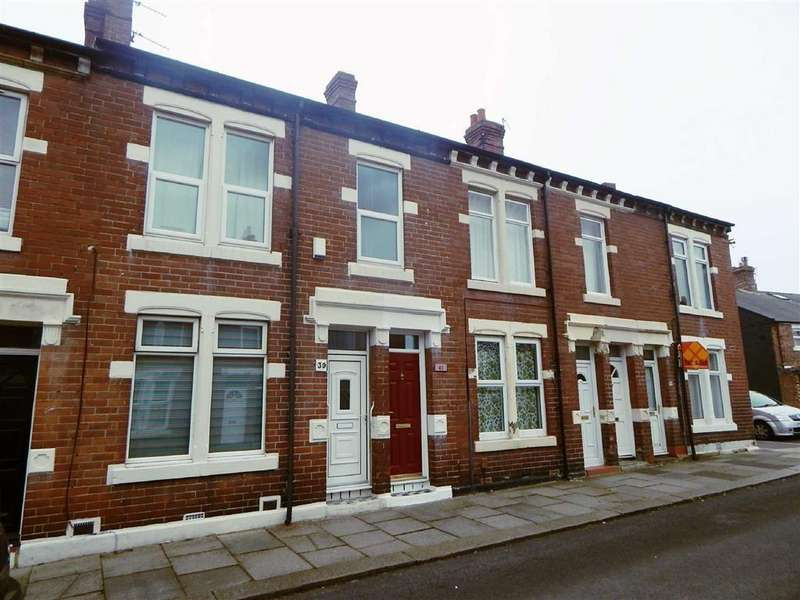 1 Bedroom Apartment Flat for sale in Victoria Avenue, Wallsend, Tyne And Wear, NE28