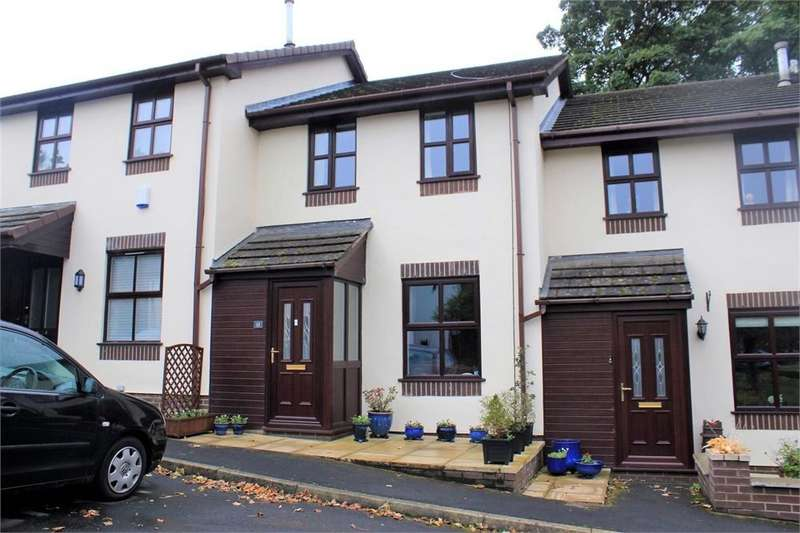 2 Bedrooms Terraced House for sale in 11 Cottam Close, Whalley