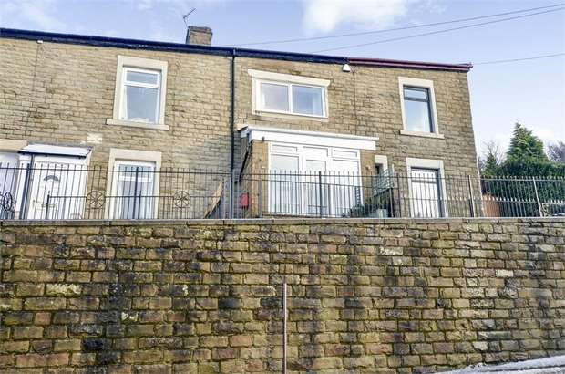 2 Bedrooms Terraced House for sale in Hudrake, Haslingden, Rossendale, Lancashire