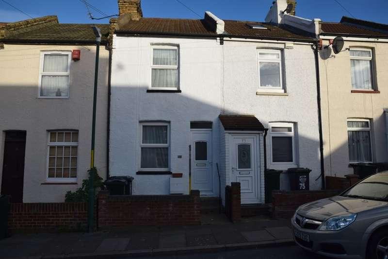 2 Bedrooms Terraced House for sale in Howard Road, Dartford, DA1