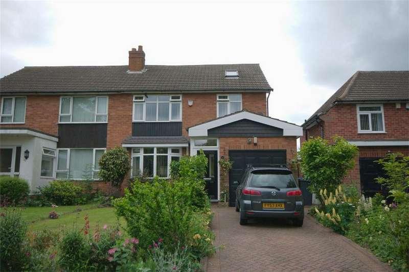 4 Bedrooms Semi Detached House for sale in Whitecrest, Great Barr, Birmingham, West Midlands