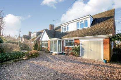 3 Bedrooms Detached House for sale in School Lane, Eaton, Congleton, Cheshire
