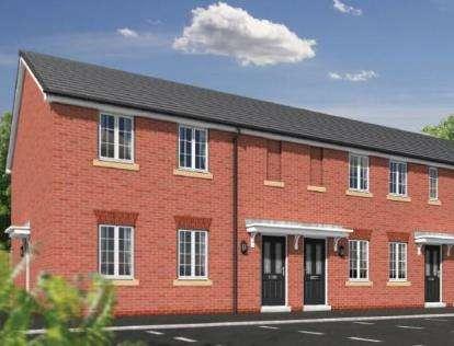 1 Bedroom Flat for sale in Heathfields, Off Stone Cross Lane North, Lowton, Warrington