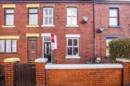 3 Bedrooms Terraced House for sale in Spendmore Lane, Coppull, Chorley, Lancashire