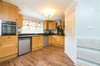 4 Bedrooms Detached House for sale in Patenson Court, Newton Aycliffe, Durham