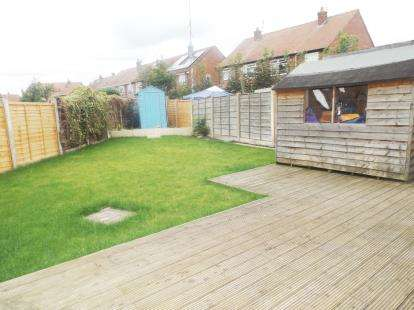 3 Bedrooms Semi Detached House for sale in Curzon Road, Offerton, Stockport, Cheshire