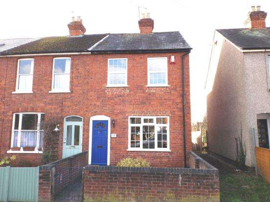 2 Bedrooms End Of Terrace House for sale in Maidenhead, Berkshire
