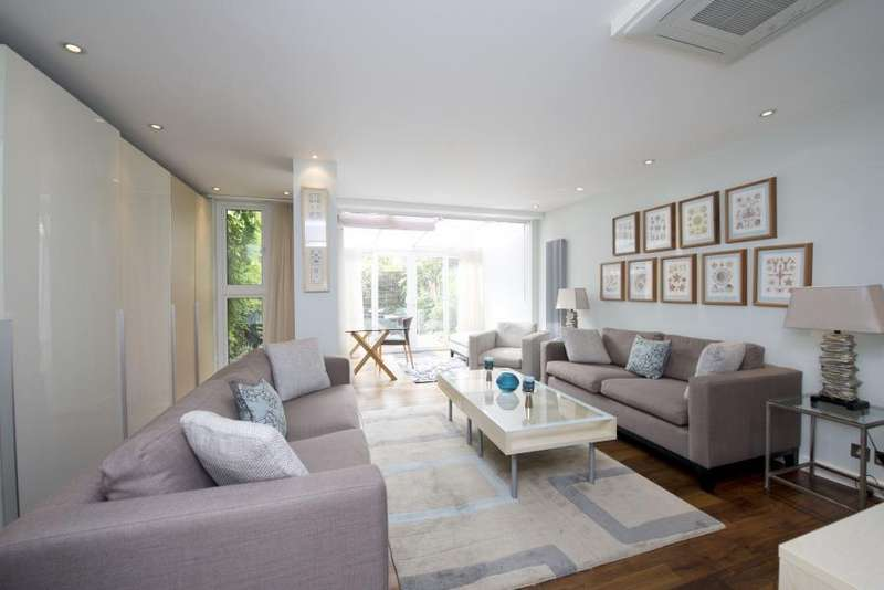 5 Bedrooms House for rent in Woodsford Square, Holland Park W14