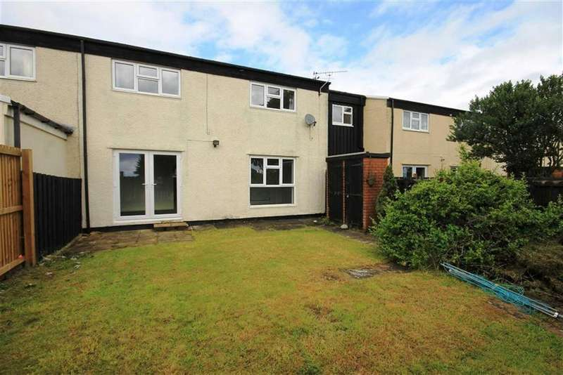 4 Bedrooms Terraced House for sale in Clive Road, St Athan, Vale Of Glamorgan
