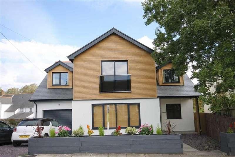 4 Bedrooms Detached House for sale in Sigingstone, Cowbridge