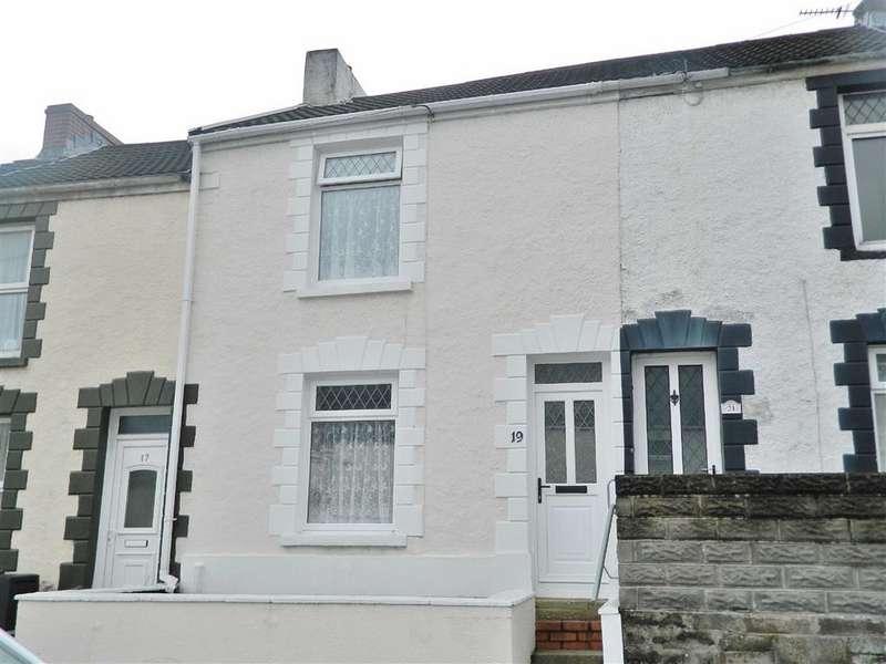 2 Bedrooms Terraced House for sale in Fern Street, Cwmbwrla