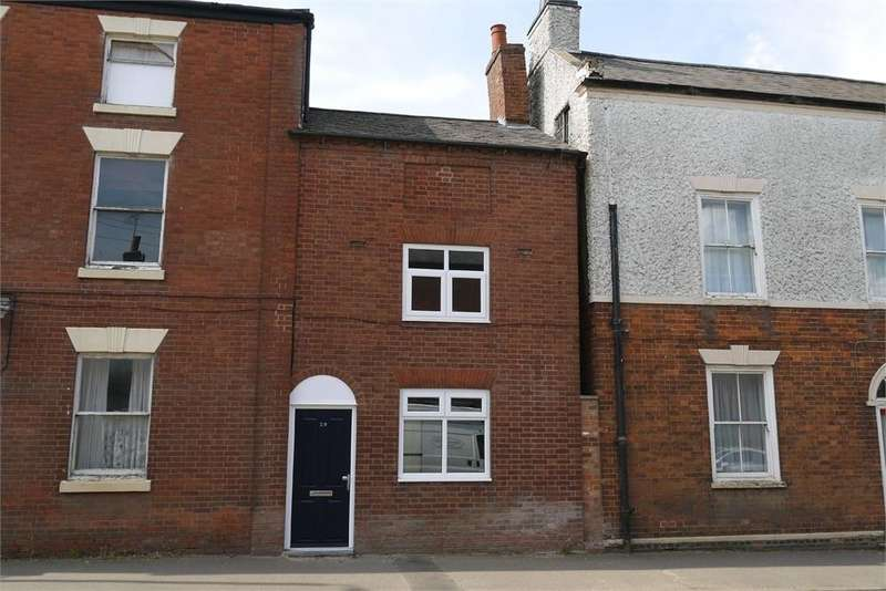 2 Bedrooms End Of Terrace House for sale in High Street, Husbands Bosworth, Lutterworth, Leicestershire