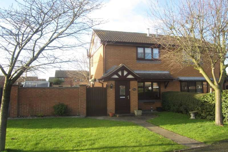 1 Bedroom Semi Detached House for sale in Kestrel Drive, Coppenhall, Crewe, CW1