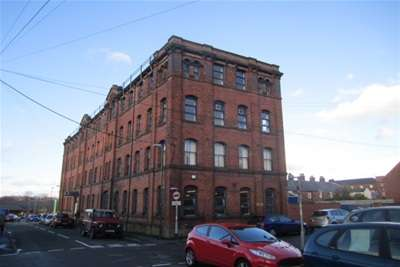 2 Bedrooms Flat for rent in Apt 8 Alexandra Mill, Leek