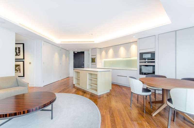 2 Bedrooms Flat for sale in City Road, City, EC1V