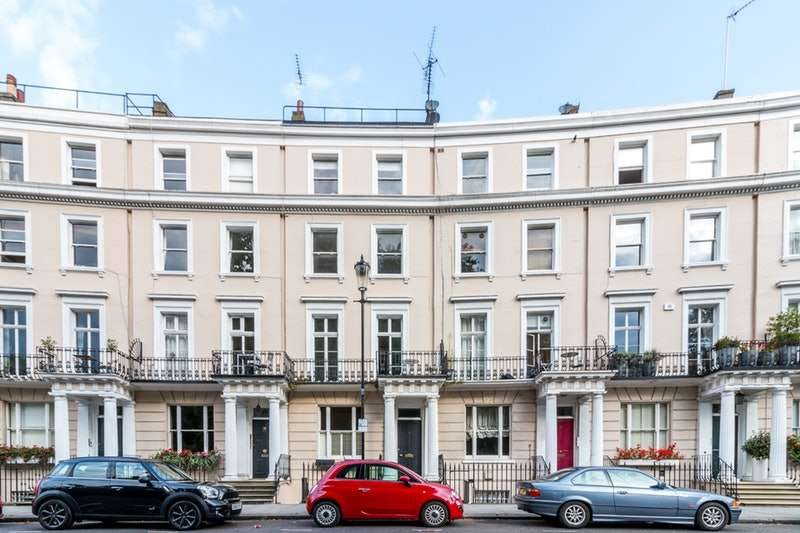 1 Bedroom Flat for sale in Royal Crescent, London, London, W11