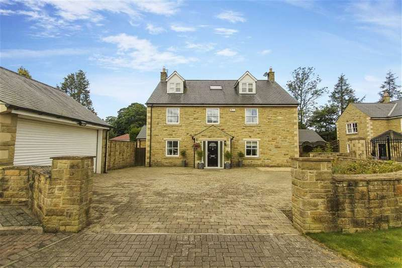 6 Bedrooms Detached House for sale in The Nursery, Medburn, Ponteland