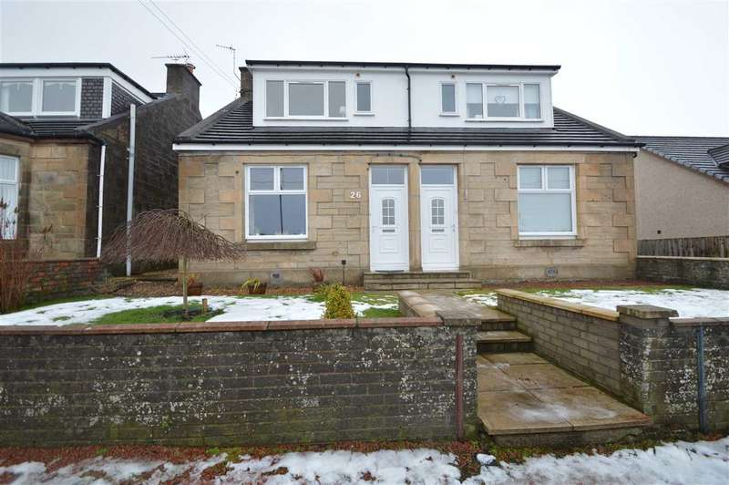 3 Bedrooms Semi Detached House for sale in Avon Street, Larkhall