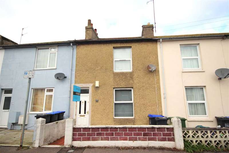 2 Bedrooms Terraced House for sale in Newland Road, Worthing, BN11