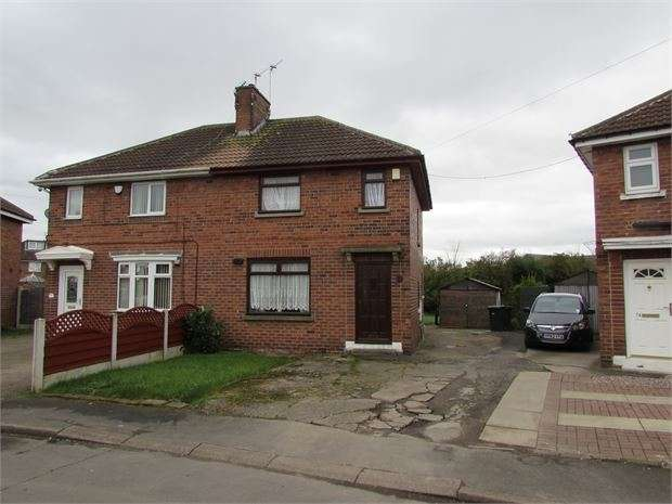 3 Bedrooms Semi Detached House for rent in Wordsworth Drive, Rotherham, S65 2QQ