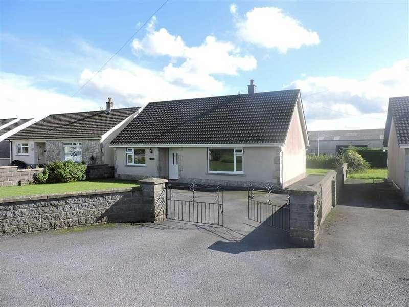 2 Bedrooms Detached Bungalow for sale in Gower Villa Lane, Clynderwen