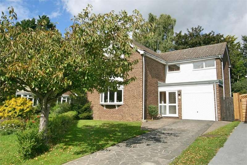 3 Bedrooms Detached House for sale in Byron Drive, Wickham Bishops, Witham, Essex