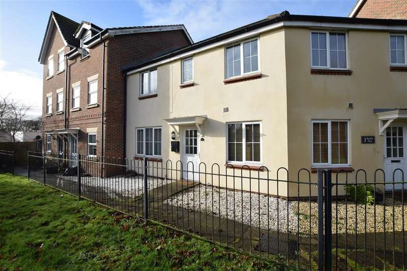 3 Bedrooms Terraced House for sale in Beatty Rise, Spencers Wood, Reading, RG7