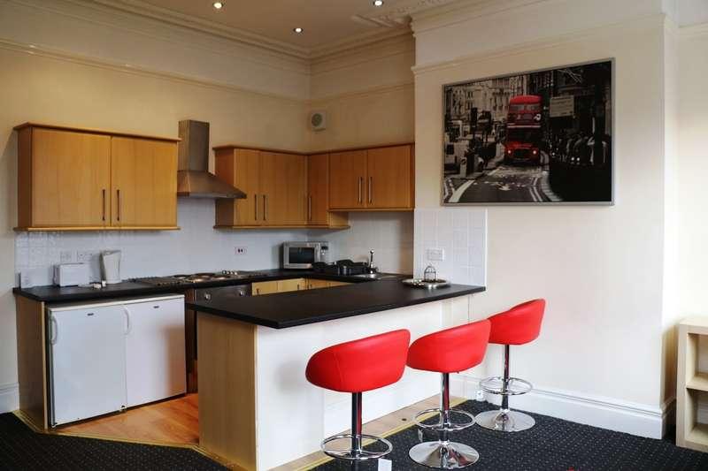 2 Bedrooms Flat for rent in Summerhill, Sunderland