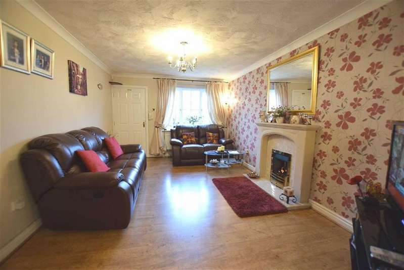 4 Bedrooms Detached House for sale in Trent Road, Nelson, Lancashire