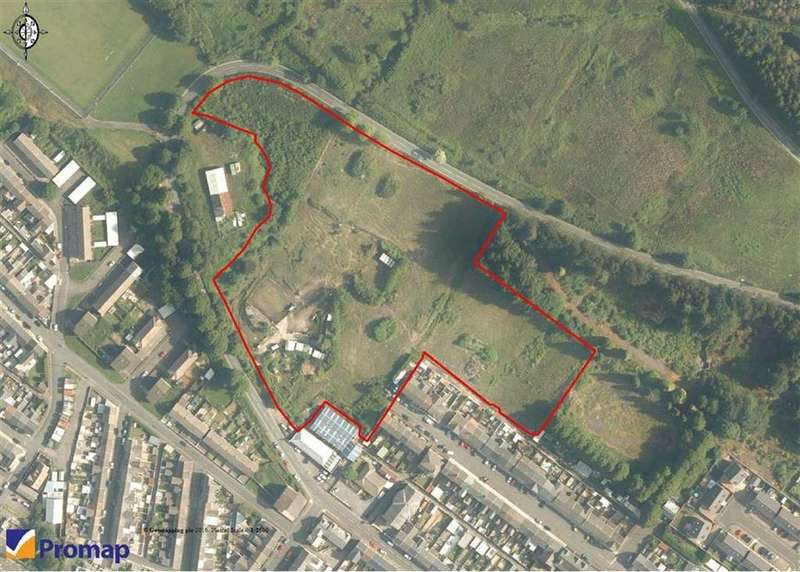Land Commercial for sale in Rhigos Road, Treherbert, Rhondda Cynon Taff
