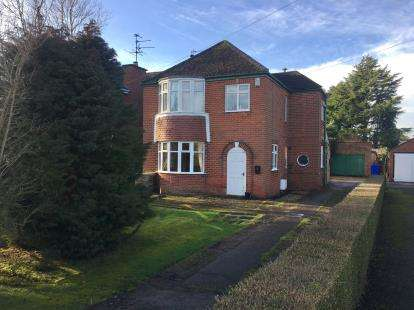 3 Bedrooms Detached House for sale in South Parade, Boston, Lincs, England