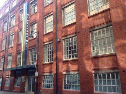 2 Bedrooms Flat for sale in St. Georges Mill, 11 Humberstone Road, Leicester