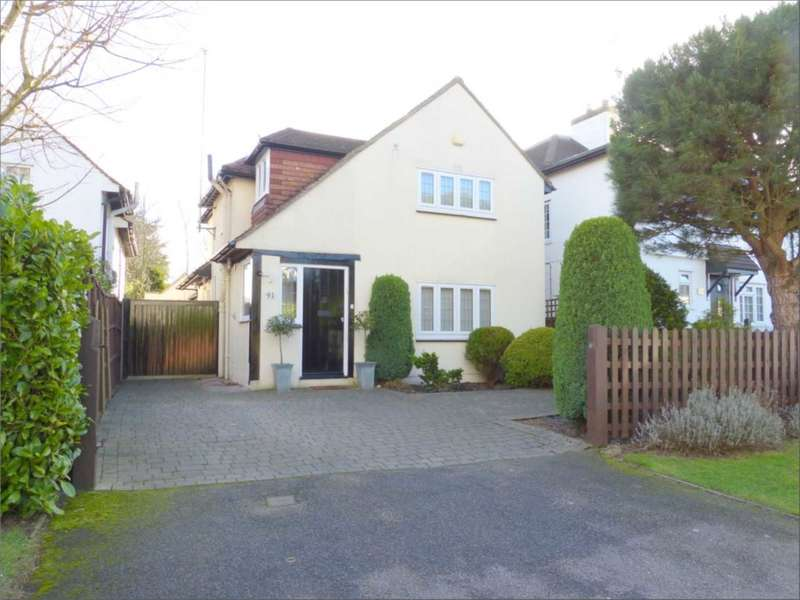 4 Bedrooms Detached House for sale in Loom Lane , Radlett